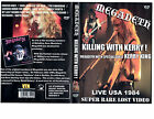 Megadeth-Killing with Kerry 84'-DVD/Rare