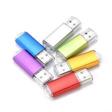 usb flash drive 7 colors metal pendrive 8GB 16GB 32GB 64GB external storage #LOT