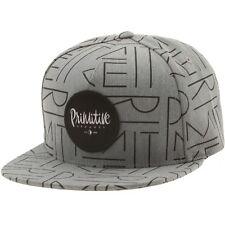 Primitive Deco Adjustable Cap (gray) acfd0aa869f8