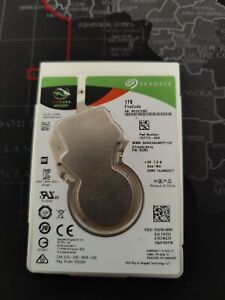 Seagate FireCuda 1TB 2.5in Solid State Hybrid Drive SSHD ST1000LX015