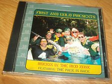 GREEN BAY PACKERS ROCKIN IN THE RED ZONE CD
