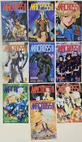 Macross II 1 2 3 4 5 6 7 8 9 10 Superdimensional Fortress 1992 Viz Select Comics