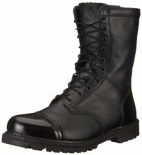 Rocky Men's 10 Inch Paraboot 2095 Work Boot Size 7M Color Black On Black