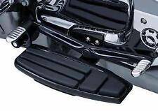 Kuryakyn 7060 Driver Floorboard Kit Gloss Black  Gold Wing & Valkyrie Models