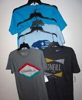 NEW O'Neill Mens T Shirt S M L XL Blue Gray
