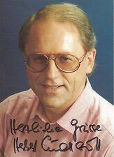 Autogramm AK Herbert Watterott WDR Sportreporter Tour de France + Sportschau bla