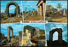 AA3009 Terni - Città - Scavi di Carsulae - Vedute