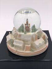 Lenox New England Hilltop,Snow Globe, Villages Around The World