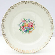Vintage 1930s Barker Bros Royal Tudor Ware Floral Dinner Plate