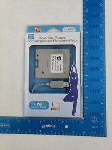 CTA Balance Board Rechargeable Battery Pack 2800 MAH for Wii Fit New Sealed Pkg