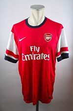 Arsenal Londres maillot taille XL #11 Flamini JERSEY NIKE 2012/2013 Fly Emirates