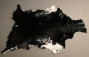 GOAT Western taxidermy Hide Rug Natural Pattern Fur Goat Hide Rode SA-2876
