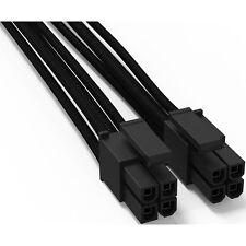 be quiet! CC-4420 1 x P4 + 4 450mm, Kabel, schwarz