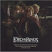 Howard Shore - Lord of the Rings (The Fellowship of the Ring [Original Motion Picture Soundtrack]/Original Soundtrack/Film (2001)