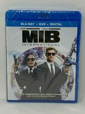 Men in Black: International (2019) Blu-Ray + Dvd Buy 5 Get 1 Free! $3 Ship Once!