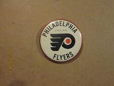 NHL Philadelphia Flyers Vintage Circa 1969 NHL Services Hockey Pinback Button