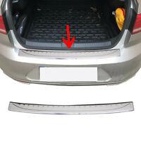 REAR BUMPER SILL PROTECTOR SCRATCH GUARD CHROME for VW PASSAT B8 ESTATE 2015+