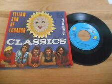 "7"" Pop Classics - Yellow Sun Of Ecuador / My Question (2 Song) JUPITER"