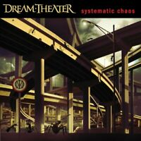 Dream Theater - Systematic Chaos (NEW CD)