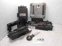 Kit Chiave ECU Mini R56 Cooper 1.6 D 80kw 109cv 9HZ 2007 0281012722