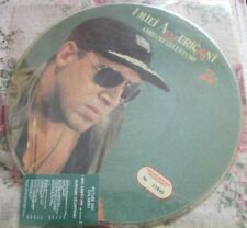 ADRIANO CELENTANO I MIEI EMERICANI 2 LTD LP PICTURE DISC ITALY 86 PERFETTO+STICK