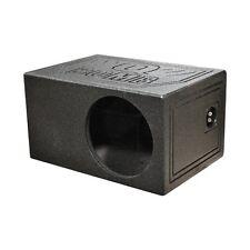 """Qpower QBOMB10VLSINGLE Single 10"""" Qbomb Woofer Box"""