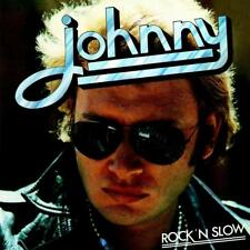 "CD ""Rock'N'Slow "" Johnny Hallyday     Papersleeve   NEUF SOUS BLISTER"