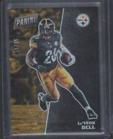 2017 Panini National ESCHER Prizm Refractor Vip Le'VEON BELL 15/25