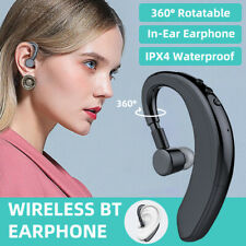 New listing Wireless Bluetooth Handsfree Earphone Earbud Headset For iPhone Samsung Android