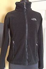 WOMEN'S THE NORTH FACE FULL ZIP FRONT BLACK FLEECE DENALI JACKET~SZ S/P