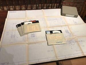 """DEC DECSYSTEM 20 (PDP-10) Schematics, 8"""" Disks, Manuals/Documentation Archive"""