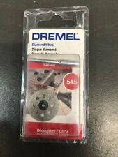 Dremel 545 Abrasive Diamond Wheel Brand New