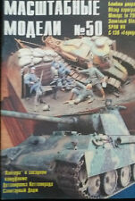 "Magazine: ""Scale models"" 2004/50 Edition modelers and fans of scale models."