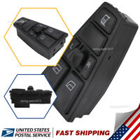 For 05-14 Volvo VN VNL Front Left Power Window Control Switch 21628532 22569484