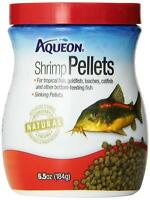 Aqueon Shrimp Pellets Fish Food net weight 6.5 oz