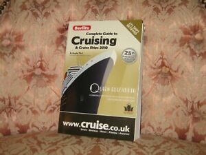 Berlitz Complete Guide to Cruising and Cruise Ships - 25th Anniversary Edition