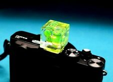 Hot Shoe triple 3 Axis Bubble Spirit Level for Canon Nikon Sony & Others
