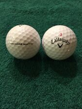 New listing 15 CALLAWAY < CHROME SOFT > GOLF BALLS