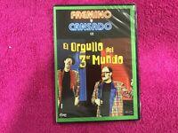 FAEMINO Y CANSADO DVD EL ORGULLO DEL TERCER MUNDO  NUEVO NEW PRECINTADO DVD 5