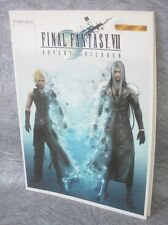 FINAL FANTASY VII 7 Advent Children Piano Score Book Art YH06*