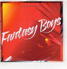 (HF900) Fantasy Boys, Broncho - 2016 DJ CD