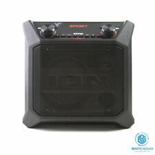 ION Audio - Sport Tailgate Portable PA Speaker - Black