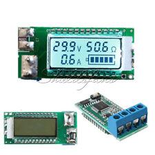 Digital 18650 26650 Lithium Li-ion Battery Tester Meter Voltage/Amp/Ohm/Capacity