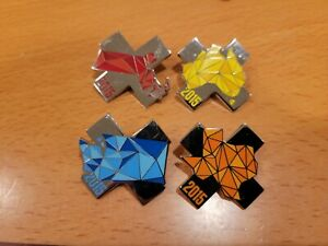 Penny Pinny Arcade 2015 Pax East West South Aus Limited Edition Set Lot Pin LE
