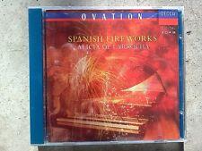 SPANISH FIREWORKS ALICIA DE LARROCHA - CD -  OTTIME CONDIZIONI -