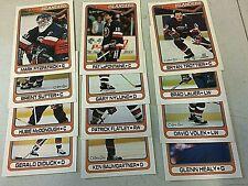 1990-91  O-Pee-Chee  NEW YORK ISLANDERS 22   card team set