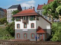 Auhagen 11373 Stellwerk Neumühle in H0 Bausatz Fabrikneu