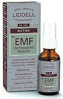 Detox: EMF by Liddell Homeopathic, 1 oz