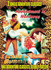 Appointment In Honduras/escape To Burma - DVD/Multiple Formats Color Ntsc VG OOP