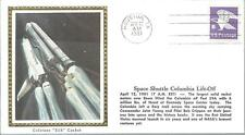 4.12.81 space shuttle columbia lift-off